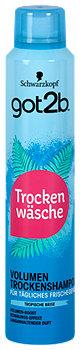 got2b trockenwäsche Trockenshampoo volumen