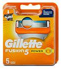 Gillette Fusion5 Power Rasierklingen