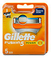 Gillette Fusion Power Rasierklingen