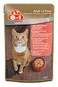 8in1 Katzenfutter mit köstlichem Lachs