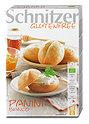Schnitzer glutenfreie Bio Panini Maisbrötchen mit Kartoffelflocken