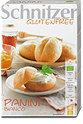 Schnitzer glutenfreie Bio Panini Bianco Maisbrötchen