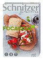 Schnitzer glutenfreies Bio Focaccia Maisbrötchen mit Kräutern