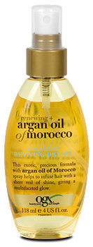 ogx Haaröl renewing + argan oil of marocco