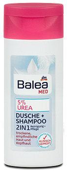 Balea Med 2in1 Dusche + Shampoo mit 5 % Urea