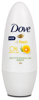 Dove go fresh Deo Roll-On
