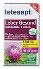 tetesept Leber Gesund Mariendistel + Cholin Tabletten