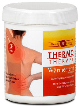 Beauty Factory Thermo Therapy Wärmecreme