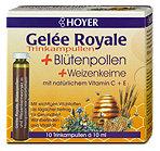 Hoyer Gelée Royale Trinkampullen