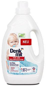 Denkmit Fein- und Wollwaschlotion Ultra Sensitive
