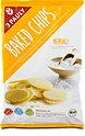3 Pauly gebackene Bio Kartoffelchips mit Meersalz