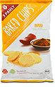 3 Pauly Bio Baked Chips Paprika