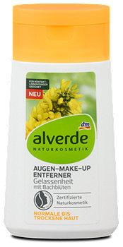 alverde Augen-Make-up Entferner Bachblüten