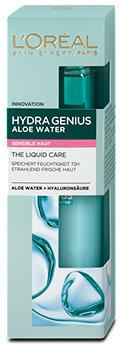 L'Oréal Hydra Genius Aloe Water sensible Haut