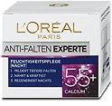 L'Oréal Paris Anti-Falten Experte Feuchtigkeitspflege Nacht