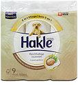 Hakle Toilettenpapier Reichhaltige Sauberkeit 4-lagig