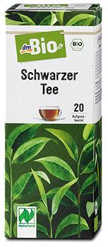 dmBio Schwarzer Tee