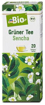 dmBio Grüner Tee Sencha