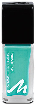 Manhattan Nagellack Last & Shine