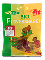 frusano Bio Fitnessbären Fit for Fun