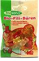 frusano Bio-Fili-Bären Fruchtgummi