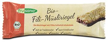 frusano Bio Fili-Müsliriegel