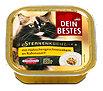Dein Bestes Sternenküche Katzenfutter Hähnchengeschnetzeltes