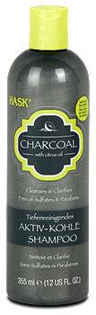 Hask Tiefenreinigendes Aktiv-Kohle Shampoo