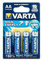 Varta High Energy Batterie AA Alkaline