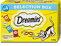 Dreamies Katzensnack Selection Box