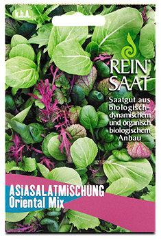 ReinSaat Saatgut Asiasalatmischung Oriental Mix