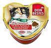 Dein Bestes Herzenslust Katzenfutter mit Rind, Truthahn & Lamm