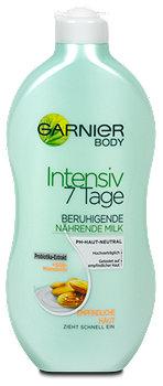 Garnier Body Intensiv 7 Tage Körpermilch Mandel-Öl