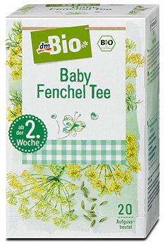 dmBio Baby Fenchel Tee