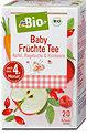 dmBio Baby Früchte Tee