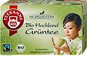 Teekanne Bio Hochland Grüntee