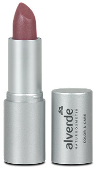 alverde Color & Care Lippenstift