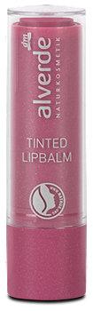 alverde Tinted Lippenbalsam Raspberry
