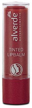 alverde Tinted Lippenbalsam Cherry