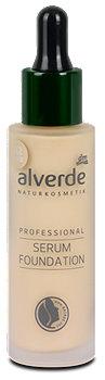 alverde Professional Serum Foundation