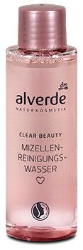 alverde Clear Beauty Mizellen-Reinigungswasser