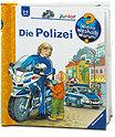 Ravensburger junior Kinderbuch Die Polizei