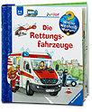Ravensburger junior Kinderbuch Die Rettungsfahrzeuge