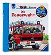 Ravensburger junior Kinderbuch Die Feuerwehr