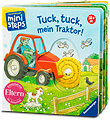 Ravensburger ministeps Kinderbuch Tuck, tuck mein Traktor!