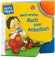 Ravensburger ministeps Babybuch Mein erstes Buch zum Anbeißen