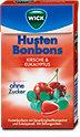 Wick Hustenbonbons Kirsche & Eukalyptus