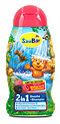 SauBär 2in1 Dusche + Shampoo Himbeeren und Brombeeren
