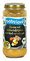 babylove Menü Gemüse mit Süßkartoffelpüree und Rind