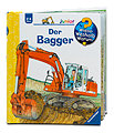 Ravensburger junior Kinderbuch Der Bagger